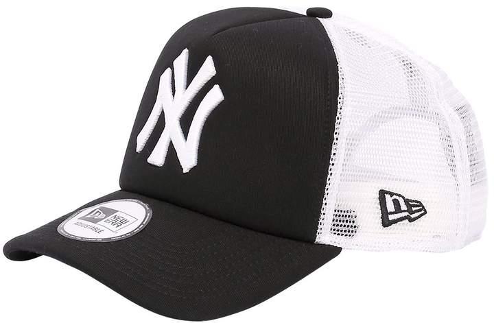 New Era New York Yankees A-Frame Trucker Hat