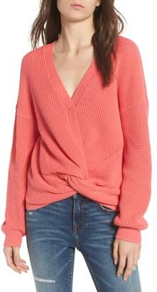 BP Twist Front Sweater