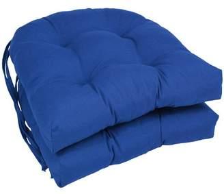Three Posts Hoban Indoor/Outdoor Dining Chair Cushion