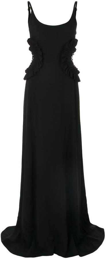 Countdown Package Sale Online Free Shipping High Quality sequin cut-out gown - Black Nina Ricci Manchester Great Sale Cheap Online Cheap Sale Lowest Price Quality Outlet Store 4dHQx37GN