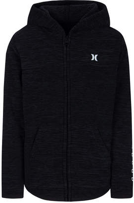 Hurley (ハーレー) - Hurley Toddler Boys Polar Protect Zip-Front Fleece Sweatshirt