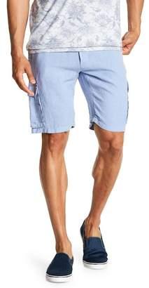 Benson Linen Cargo Pants
