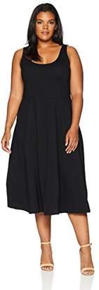 City Chic Women's Apparel Plus Size Dress Classic Ll