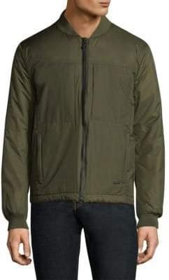 Woolrich Bering Padded Bomber Jacket
