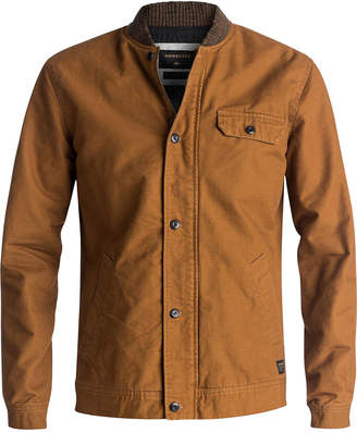 Quiksilver Men's Lu Meah Shirt Jacket