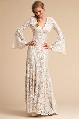 Watters Lucca Gown
