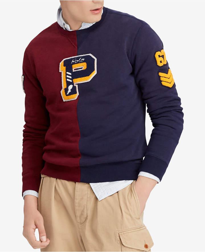 Polo Ralph Lauren Men's Big & Tall Fleece Sweatshirt