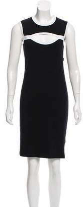 agnès b. Knit Sleeveless Dress w/ Tags