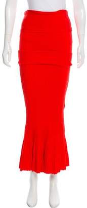 KENDALL + KYLIE Knee-Length Knit Skirt