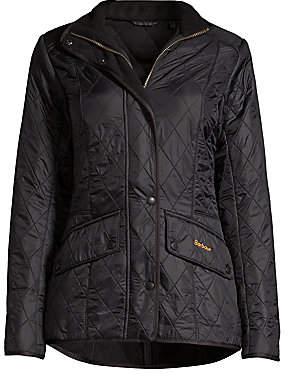 Barbour Women's Calvalry Polarquilt Short Coat