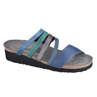 Naot Footwear Women's Naot, Peyton Wedge Heel Slide Sandals 3.7 M