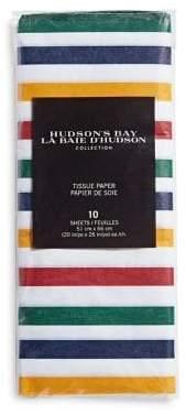 HBC Multicolour Stripes Tissue Paper