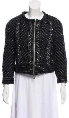 Isabel Marant Virgin Wool Tweed Jacket