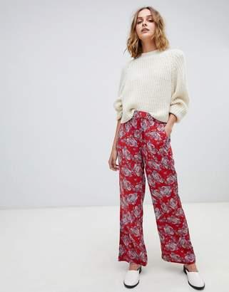 Vero Moda floral cami pants