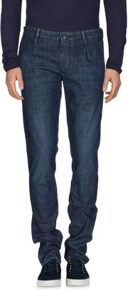 Incotex Denim pants - Item 42611806