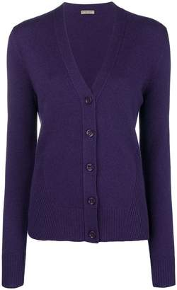 Bottega Veneta deep V-neck cardigan