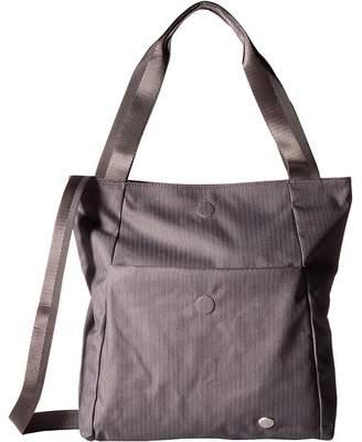 Haiku Lyric Fold-Over Tote Tote Handbags
