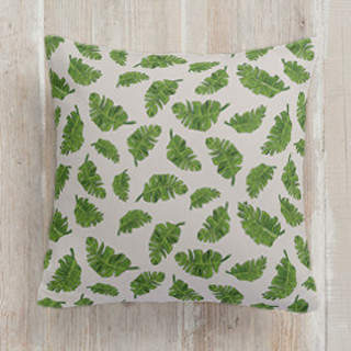 Sanibel Self-Launch Square Pillows