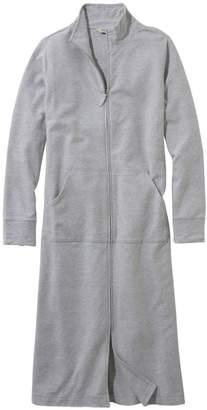 L.L. Bean L.L.Bean Ultrasoft Sweatshirt Robe