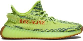 Yeezy Adidas x Boost 350 V2 Semi Frozen Yellow