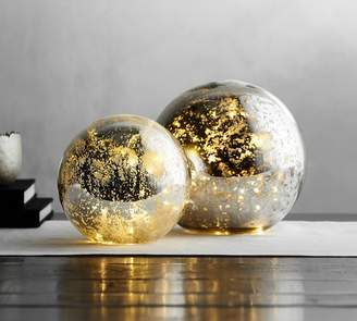 Pottery Barn Mercury Globes