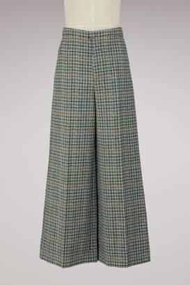 Isabel Marant Trevi cotton pants