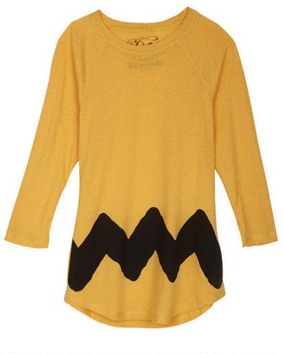 Doe Charlie Brown Costume Tee