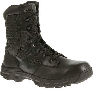 JCPenney BATES Bates 8 Code 6 Mens Slip-Resistant Work Boots