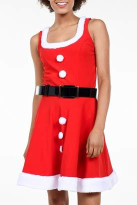 Tipsy Elves Mrs. Claus Dress