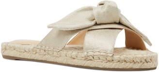 Nine West Brielle Espadrille Slide Sandal