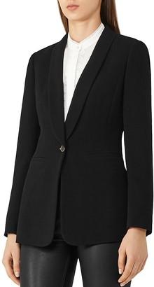 REISS Reed Shawl Collar Blazer $425 thestylecure.com