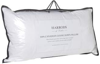 Harrods 100% Canadian Goose Down Pillow (King Size)