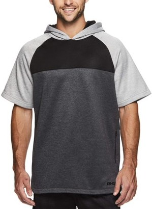 AND 1 Men's Fleece Short Sleeve Hoodie