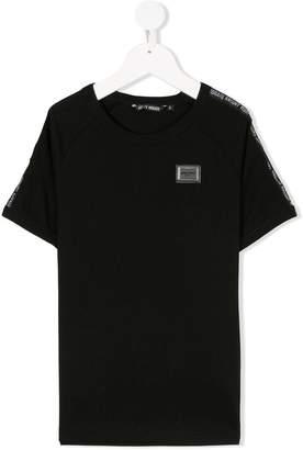 Antony Morato Junior logo patch T-shirt