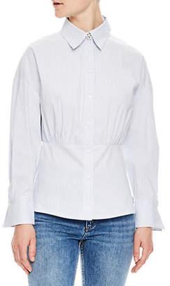 Sandro Solo Long Sleeve Shirt