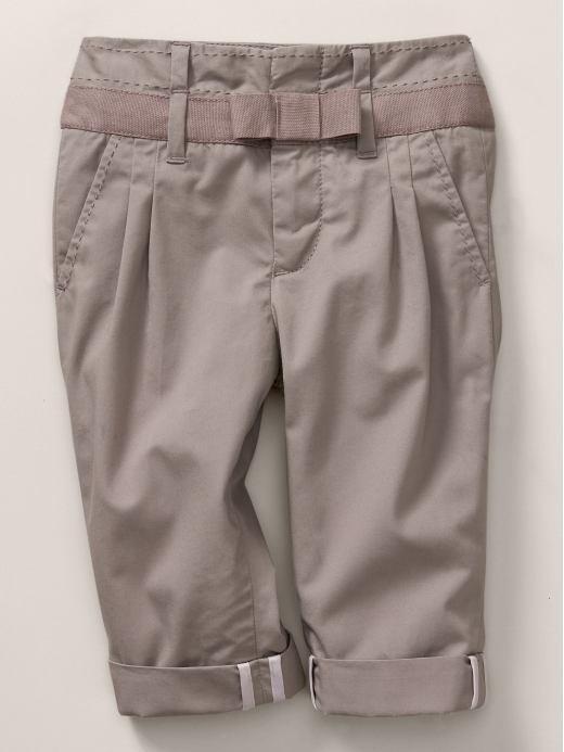 Stella McCartney pleated pants