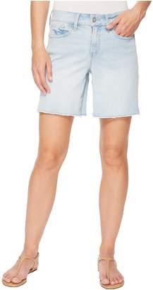 NYDJ Jenna Shorts w/ Fray Hem in Palm Desert Women's Shorts