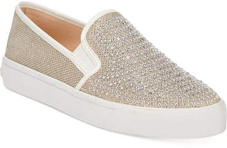 INC International Concepts Sammee Slip-On Sneakers, Only at Macy's $89.50 thestylecure.com