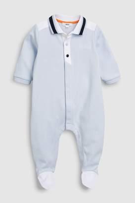 Next Boys BOSS Sleepsuit