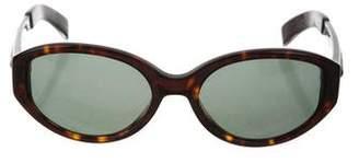 DKNY Tortoiseshell Acetate Sunglasses