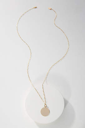 Phyllis + Rosie Cecile Disc Necklace