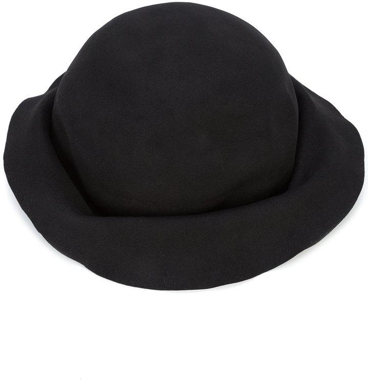 Horisaki Design & Handel draped bucket hat