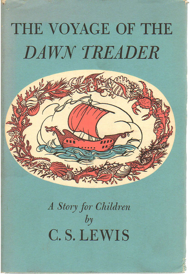 One Kings Lane Vintage C. S. Lewis' Voyage of the Dawn Treader