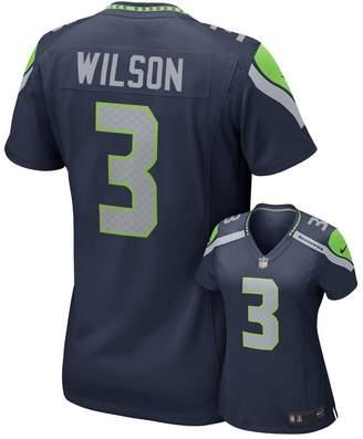 Nike Women's Seattle Seahawks Russell Wilson Jersey