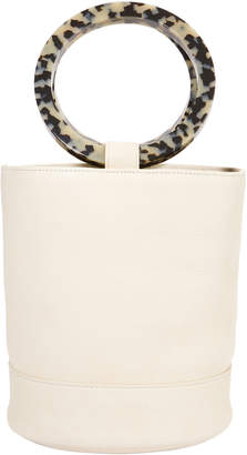 Simon Miller Bonsai White Bucket Bag