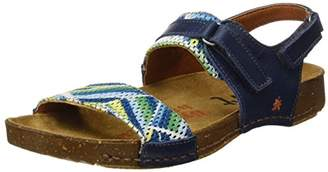 Art 1002 Memphis I Breathe, Women's Ankle Strap Sandals,5 UK ()