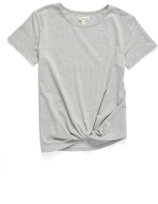 Girl's Tucker + Tate Knot Tee $25 thestylecure.com
