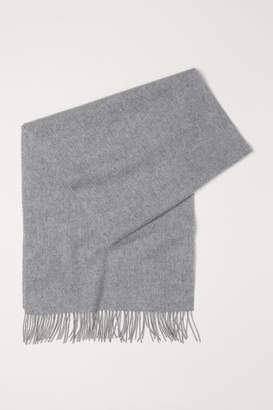 H&M Wool Scarf - Gray