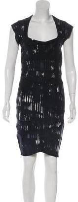 Kelly Wearstler Denim Midi Dress