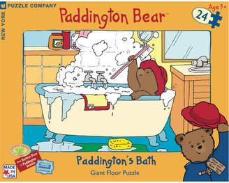 New York Puzzle Company Paddington's Bubbly Bath 24Pc Floor Puzzle